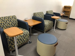 back chairs in DSRC
