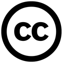 Creative commons logo c c encircled